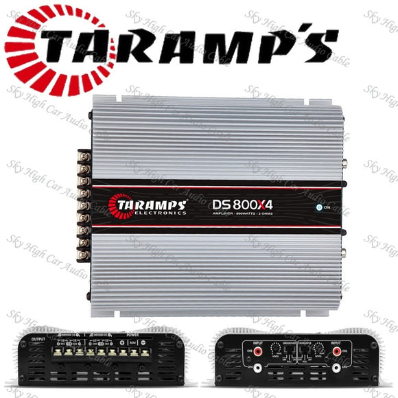 TARAMPS DS 800.4 - 1 Ohm