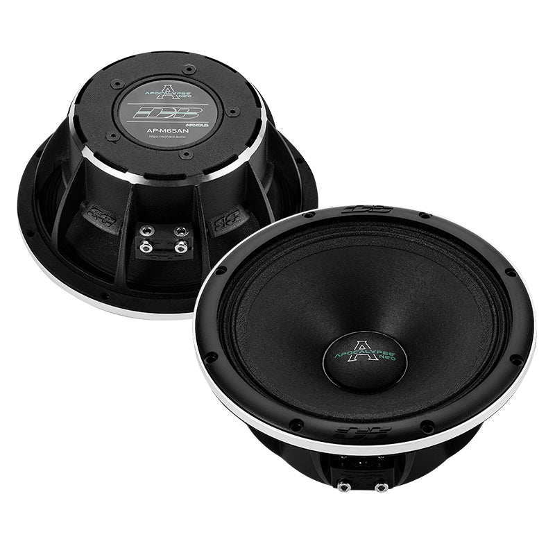 "APOCALYPSE AP-M65AN | 6.5"" 180 WATT MID RANGE NEO LOUD SPEAKERS"