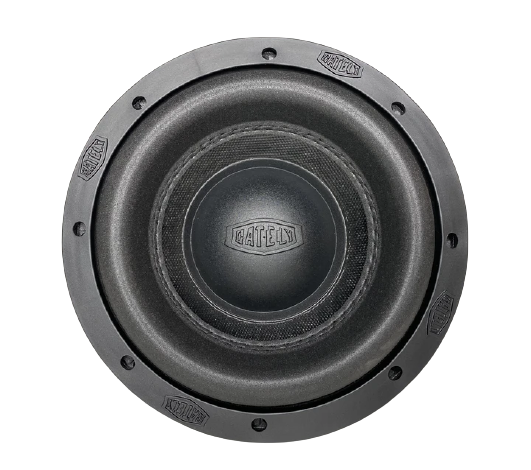 "ALPHA 8 | 8"" 400 WATT RMS CAR SUBWOOFER"