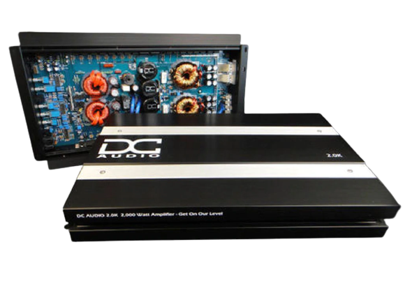 DC 2.0K | 2,000 WATT MONOBLOCK CAR AMPLIFIER