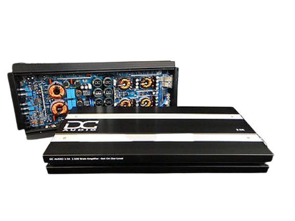 DC 3.5K | 3,500 WATT MONOBLOCK CAR AMPLIFIER