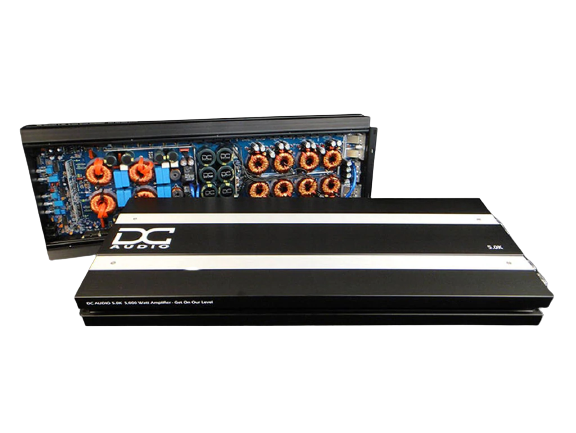 DC 5.0K | 5,000 WATT MONOBLOCK CAR AMPLIFIER