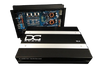 DC 90.4 |  520 WATT 4 CHANNEL CAR AMPLIFIER