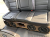 "FOUR 8"" GM CREWCAB SUBWOOFER ENCLOSURES WITH BILLET SEAT LIFT"