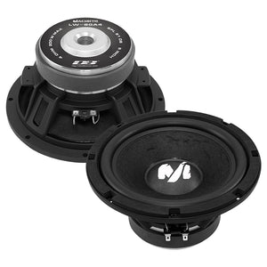 "MACHETE LW-80A4 | 8"" 100 WATT MID BASS SPEAKER"