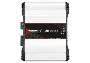 MD 1800.1 - 1 OHM | 1,800 WATT MONOBLOCK CAR AMPLIFIER