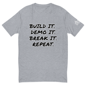 LHCA Build It Tee Shirt