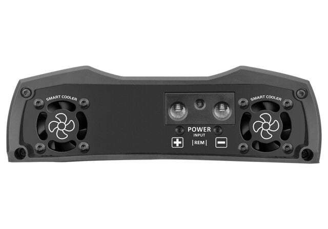 SMART 3K | 3,000 WATT MONOBLOCK CAR AMPLIFIER