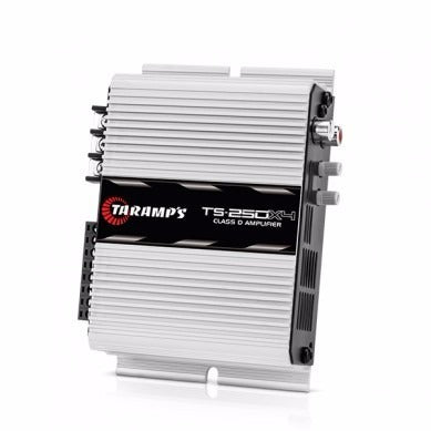 TS 250.4 | 250 WATT 4 CHANNEL CAR AMPLIFIER