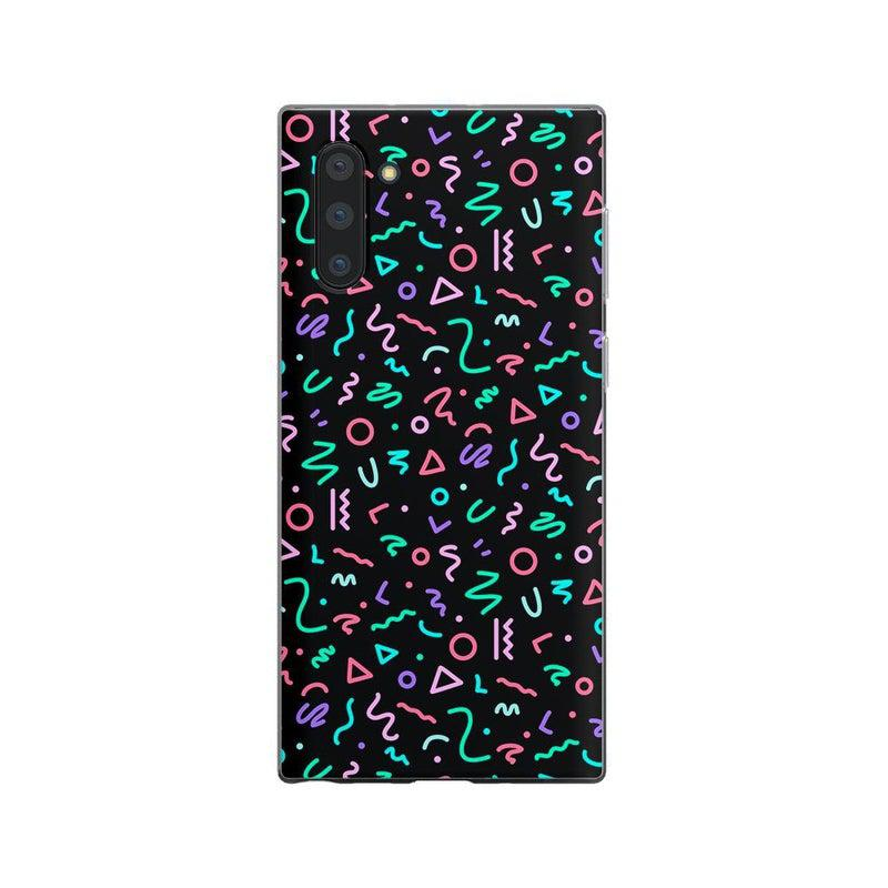 Always Vibing Glow In The Dark Retro Samsung Case Samsung Case get.casely Classic Galaxy Note 10