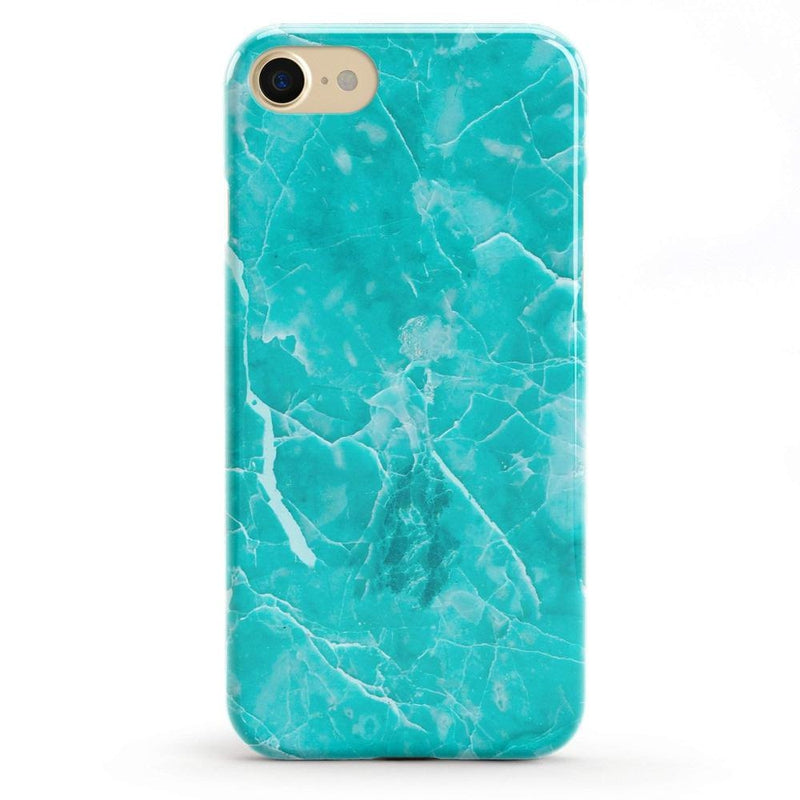 Beautiful Teal Blue Seaglass Case iPhone Case Get.Casely Classic iPhone 6/6s