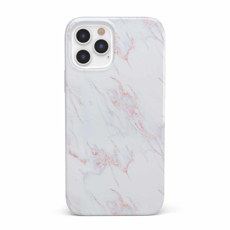 Beautiful White and Pink Marble Case iPhone Case Get.Casely Classic iPhone 6/6s