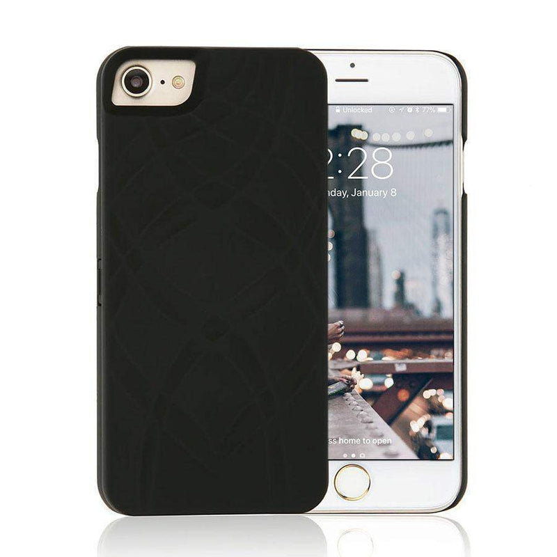 Black Mirror + Wallet Flip Case iPhone Case get.casely iPhone 6/6s