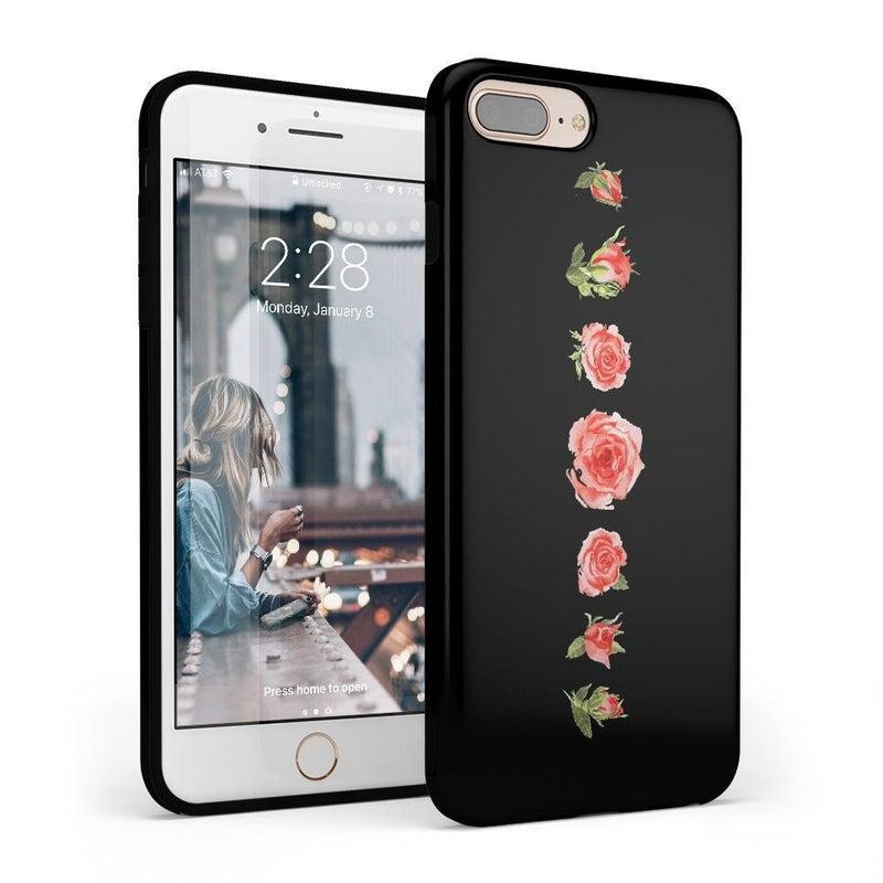 Blooming Red Rose Case iPhone Case CASELY Classic iPhone 6/6s