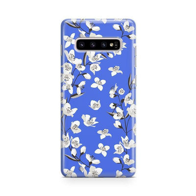 Blue Flower Power Floral Case iPhone Case Get.Casely Classic iPhone 6/6s