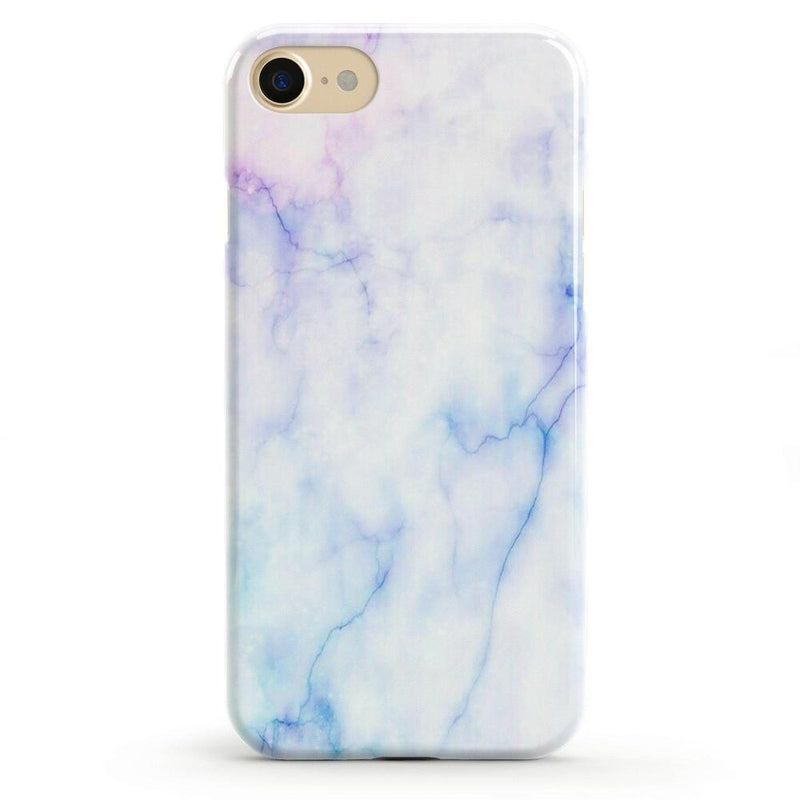 Blue & Purple Cotton Candy Marble Case iPhone Case Get.Casely Classic iPhone 6/6s