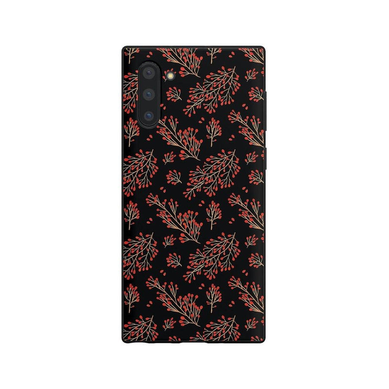 Branching Out | Festive Floral Case iPhone Case Get.Casely Classic Galaxy Note 10