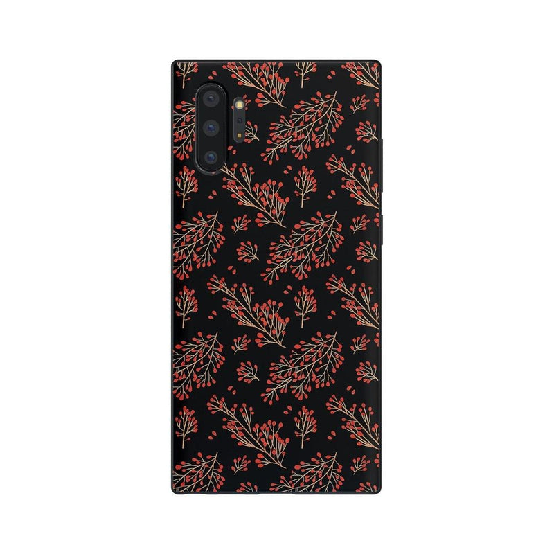 Branching Out | Festive Floral Case iPhone Case Get.Casely Classic Galaxy Note 10 Plus