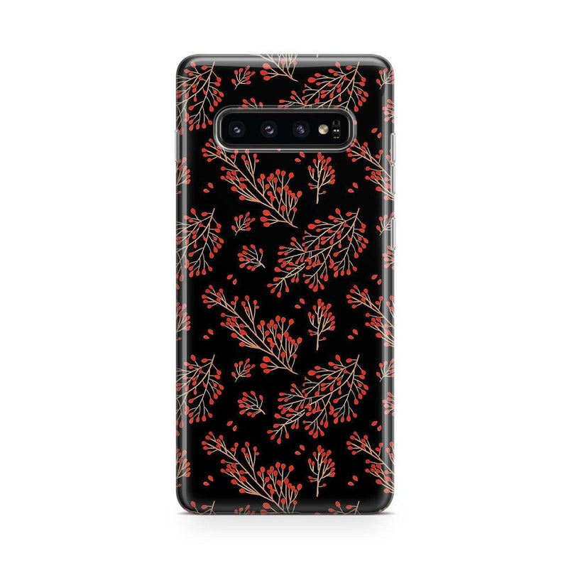 Branching Out | Festive Floral Case iPhone Case Get.Casely Classic Galaxy S10