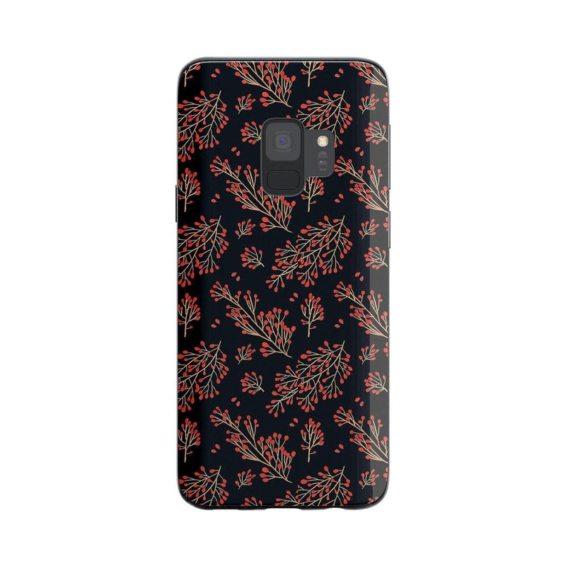 Branching Out | Festive Floral Case iPhone Case Get.Casely Classic Galaxy S9