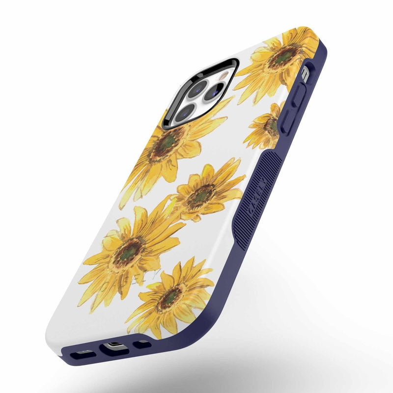 Bright Yellow Sunflowers Case iPhone Case get.casely