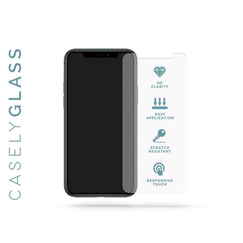 Casely Glass | Premium Tempered Glass Screen Protector Accessories Get.Casely iPhone X / XS