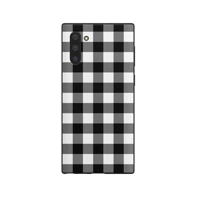 Check Me Out | Checkerboard Case iPhone Case Get.Casely Classic Galaxy Note 10