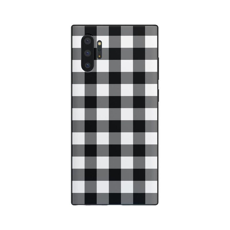 Check Me Out | Checkerboard Case iPhone Case Get.Casely Classic Galaxy Note 10 Plus