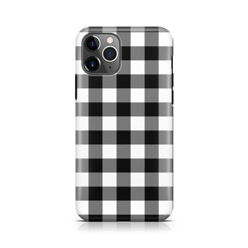 Check Me Out | Checkerboard Case iPhone Case Get.Casely Classic iPhone 11 Pro