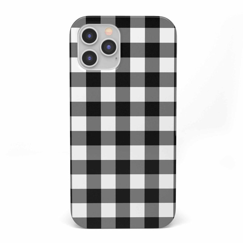 Check Me Out | Checkerboard Case iPhone Case get.casely Classic iPhone 12 Pro