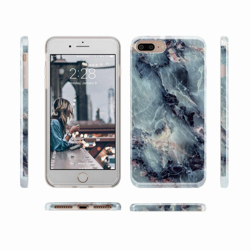 Classic Blue Marble Case iPhone Case Get.Casely