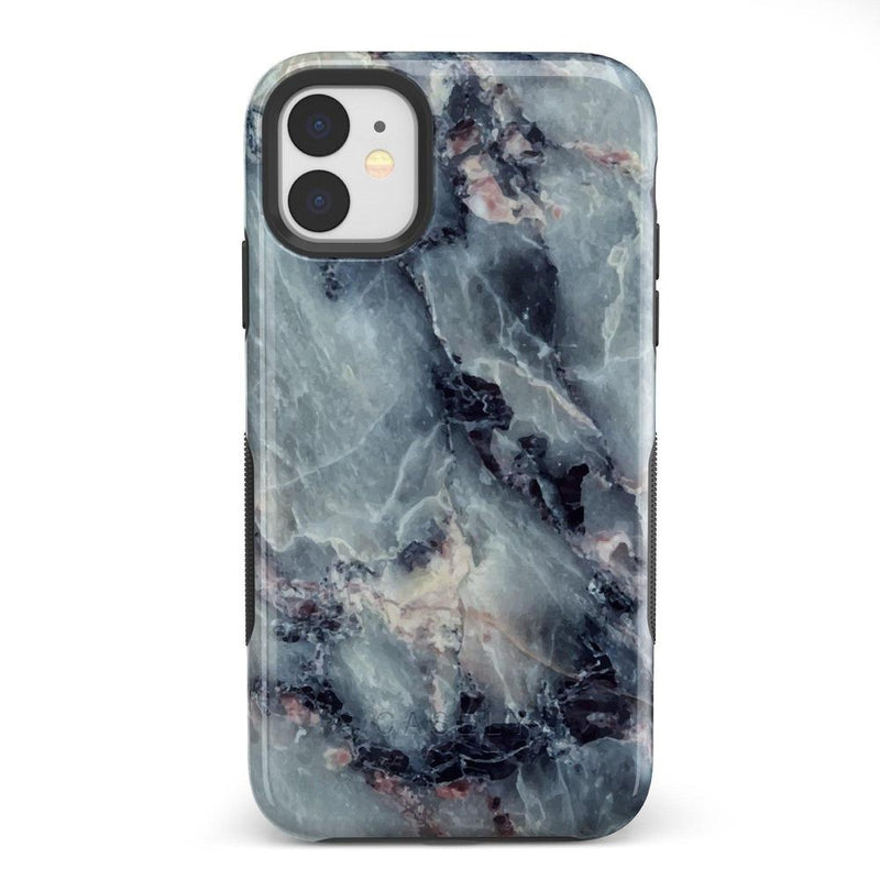 Classic Blue Marble Case iPhone Case Get.Casely Bold iPhone 11