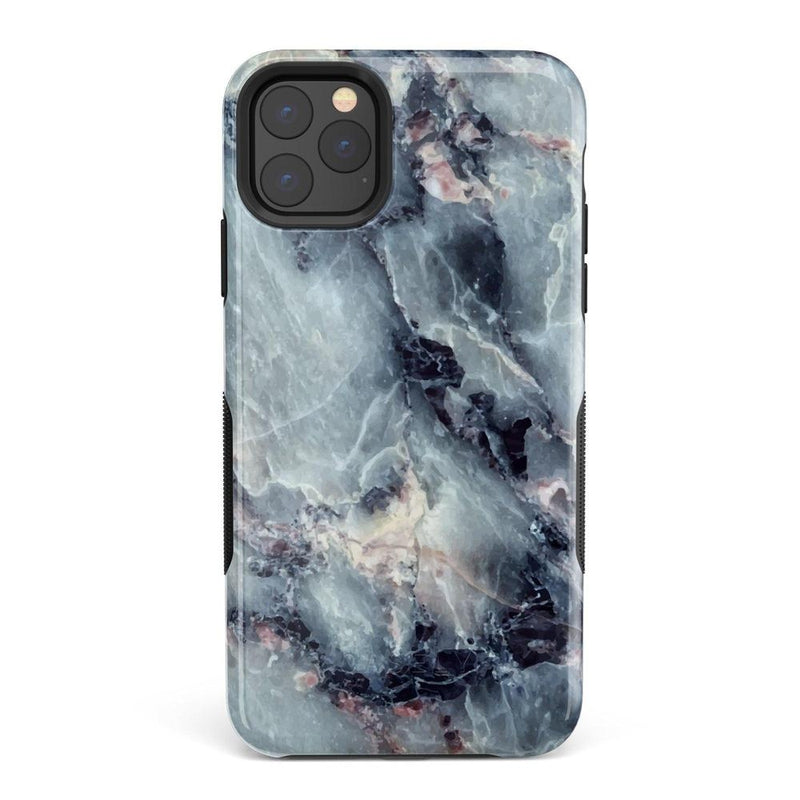 Classic Blue Marble Case iPhone Case Get.Casely Bold iPhone 11 Pro