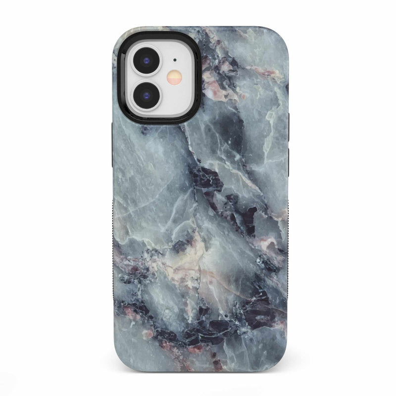 Classic Blue Marble Case iPhone Case get.casely Bold iPhone 12 Mini