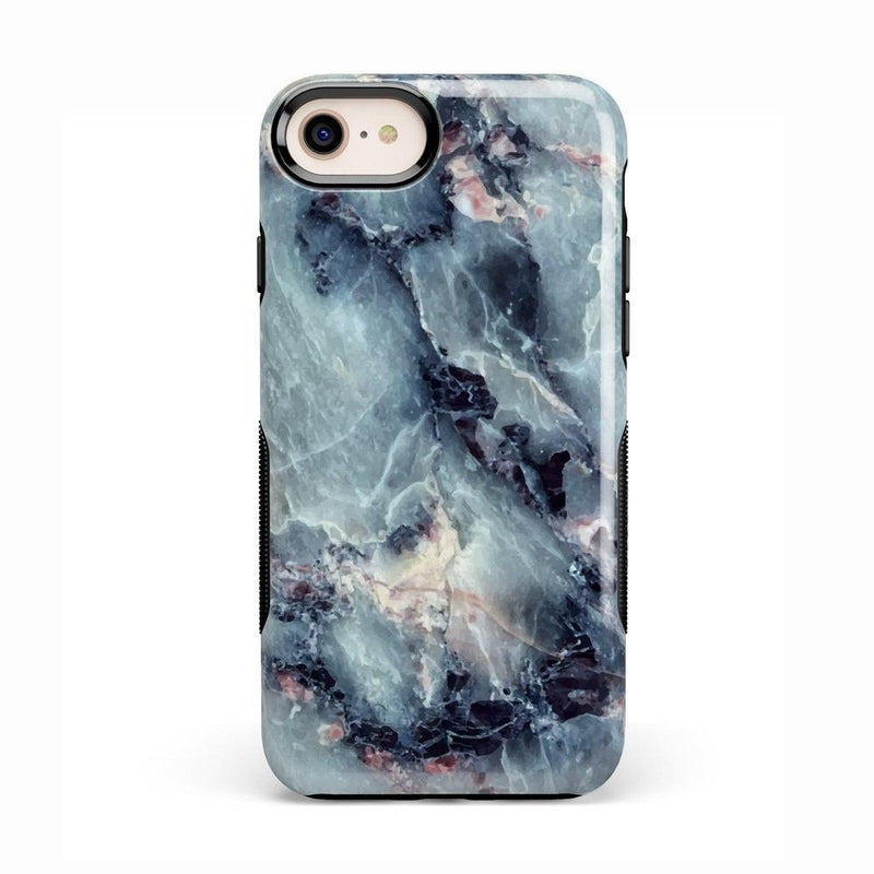 Classic Blue Marble Case iPhone Case Get.Casely Bold iPhone 8