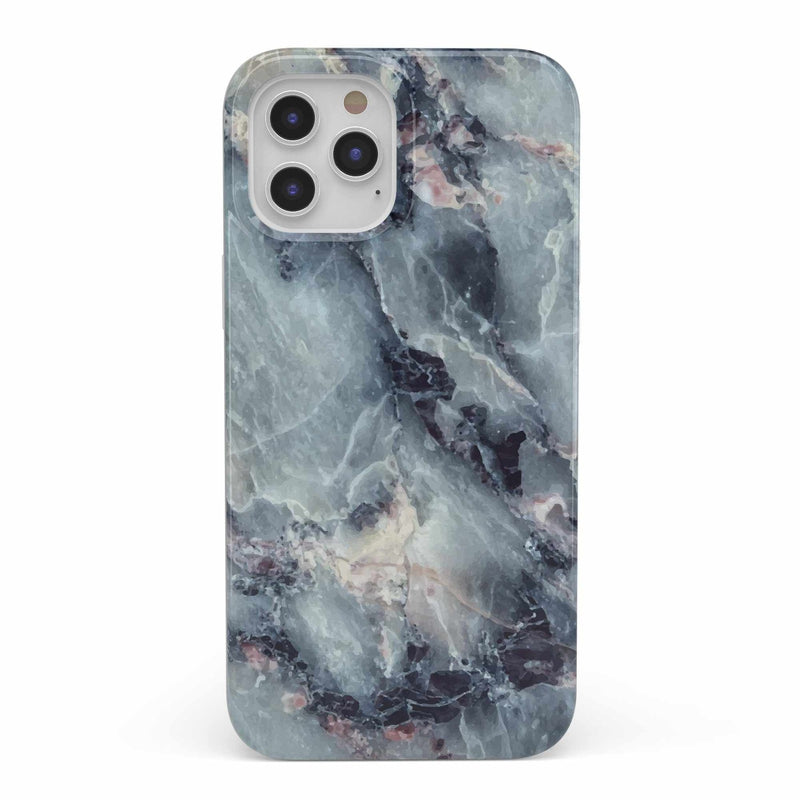 Classic Blue Marble Case iPhone Case Get.Casely Classic iPhone 7