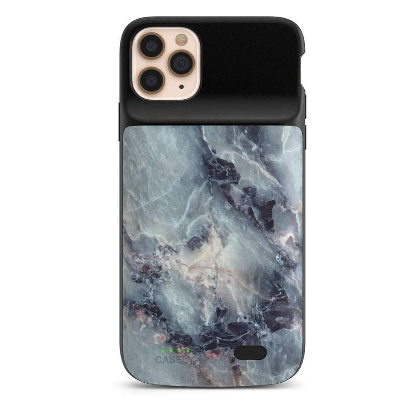 Classic Blue Marble Case iPhone Case get.casely Power 2.0 iPhone 11 Pro Max