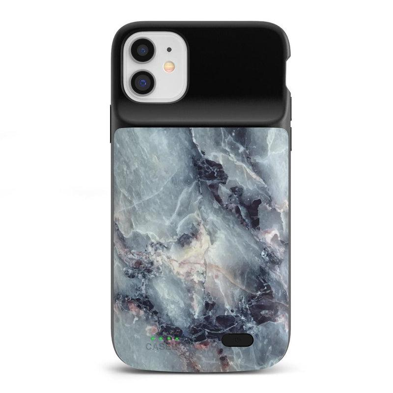 Classic Blue Marble Case iPhone Case get.casely Power 2.0 iPhone 12 Mini