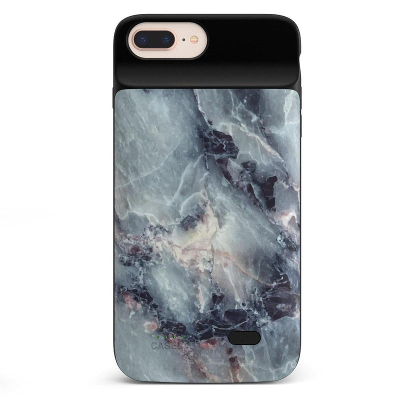 Classic Blue Marble Case iPhone Case get.casely Power 2.0 iPhone 8 Plus