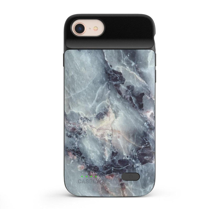 Classic Blue Marble Case iPhone Case get.casely Power 2.0 iPhone SE (2020)