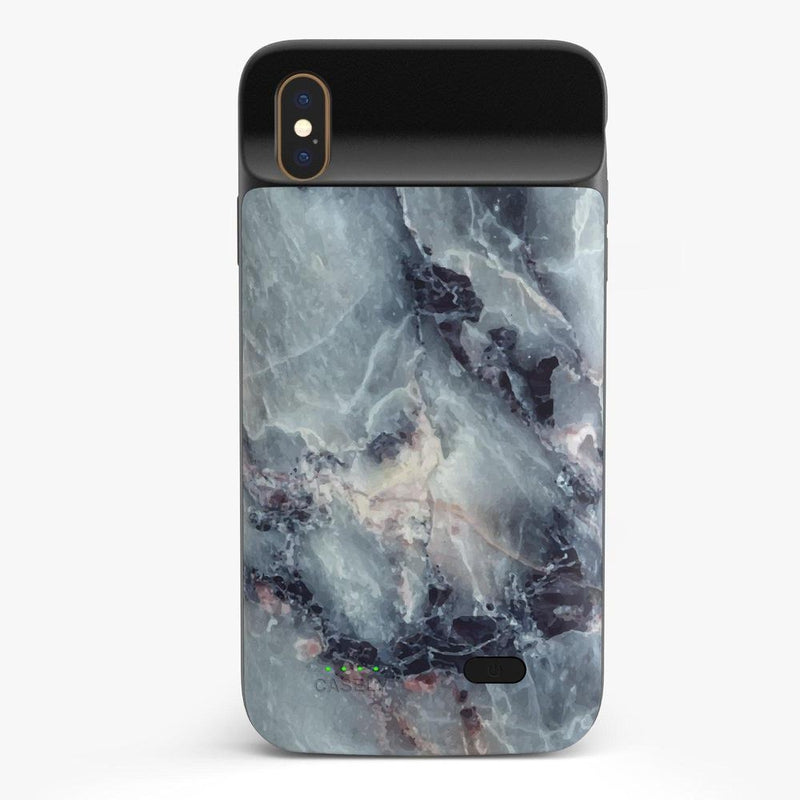 Classic Blue Marble Case iPhone Case get.casely Power 2.0 iPhone XS Max