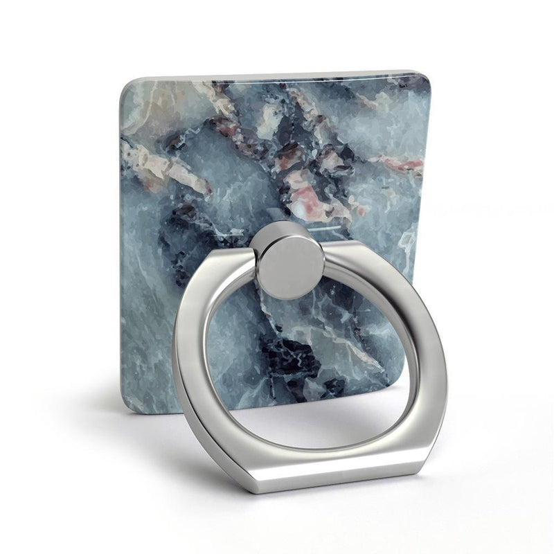 Classic Blue Marble Phone Ring Phone Ring get.casely