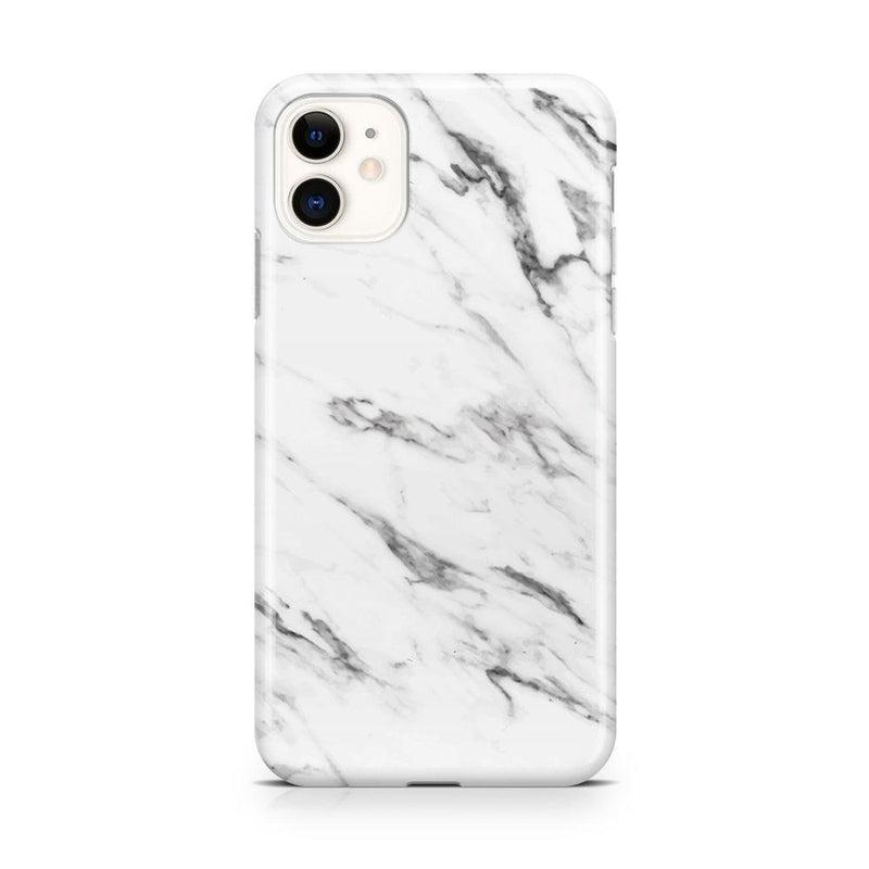 Classic White Marble Case iPhone Case Get.Casely Classic iPhone 11