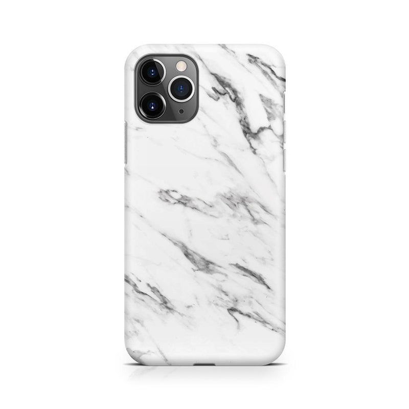 Classic White Marble Case iPhone Case Get.Casely Classic iPhone 11 Pro
