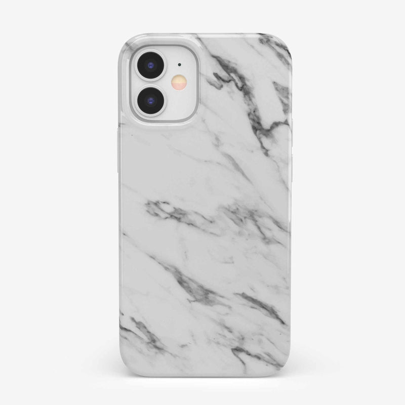 Classic White Marble Case iPhone Case Get.Casely Classic iPhone 6/6s