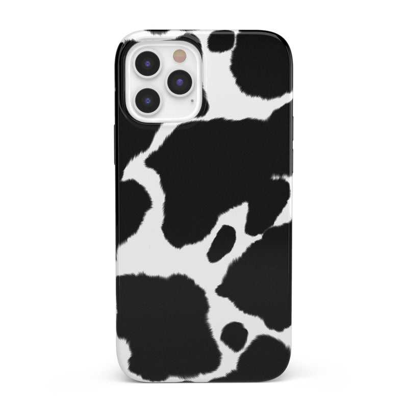 Current MOOd | Cow Print Case iPhone Case get.casely