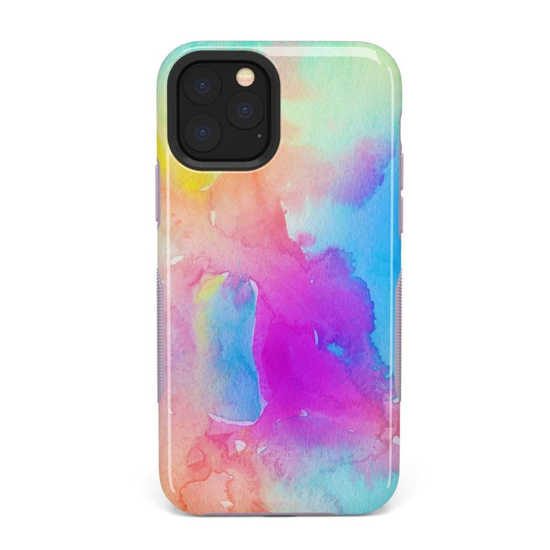 Cute Rainbow Marble Case iPhone Case Get.Casely Bold iPhone 11 Pro