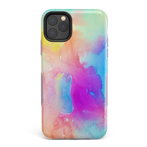Cute Rainbow Marble Case iPhone Case Get.Casely Bold iPhone 11 Pro Max