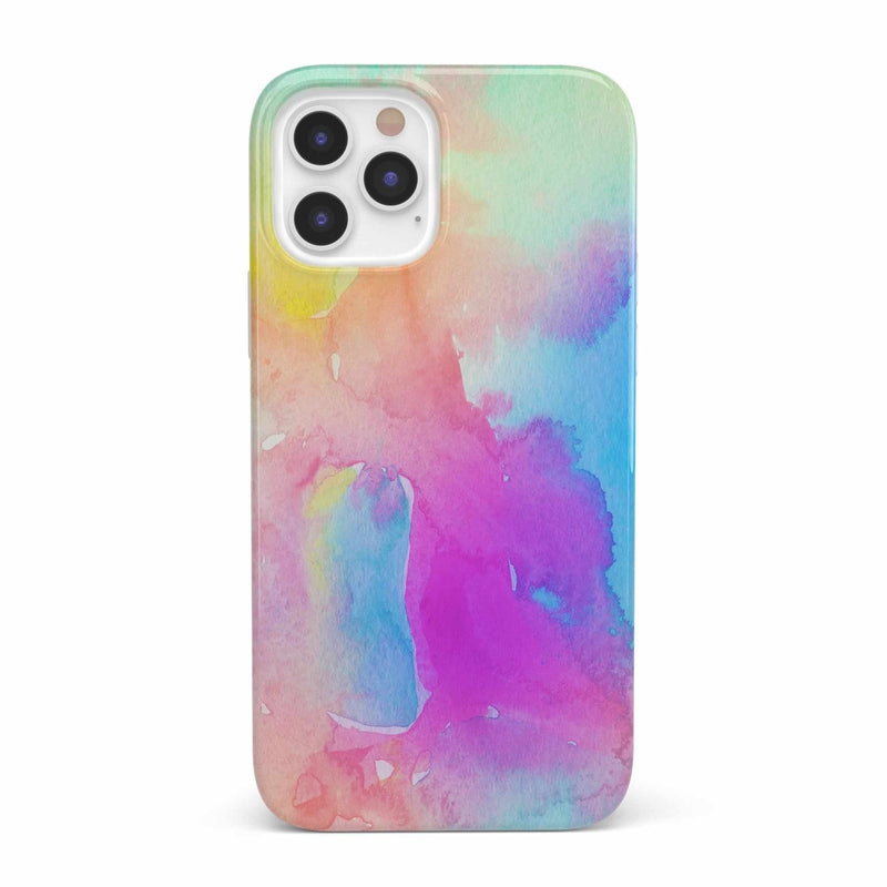 Cute Rainbow Marble Case iPhone Case Get.Casely Classic iPhone 6/6s