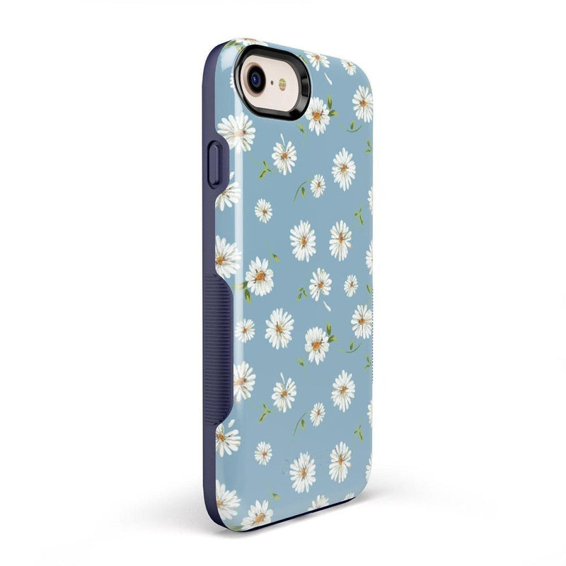 Daisy Daydream Baby Blue Floral Case iPhone Case Get.Casely